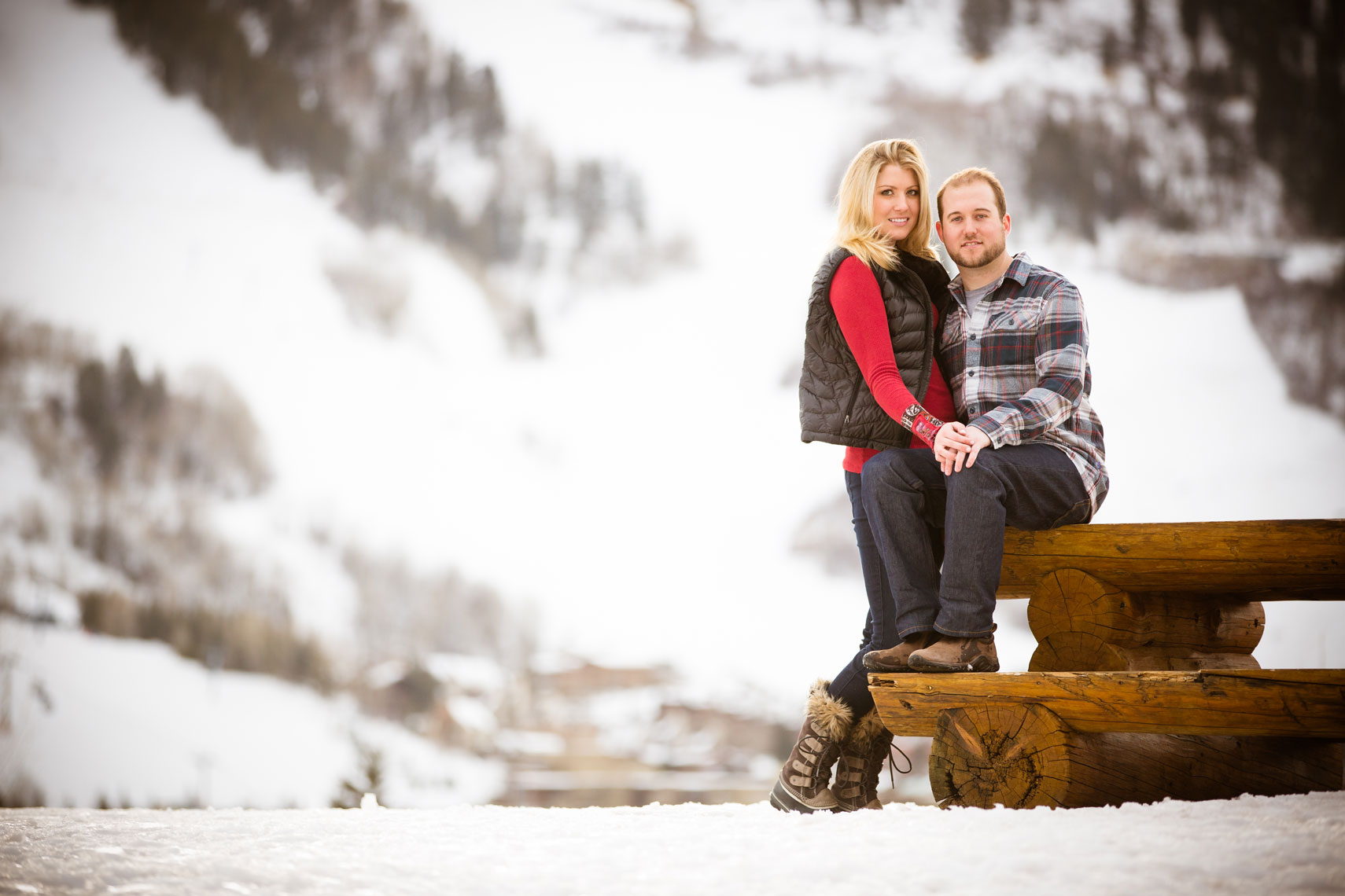 Aspen Engagement Session Photographer