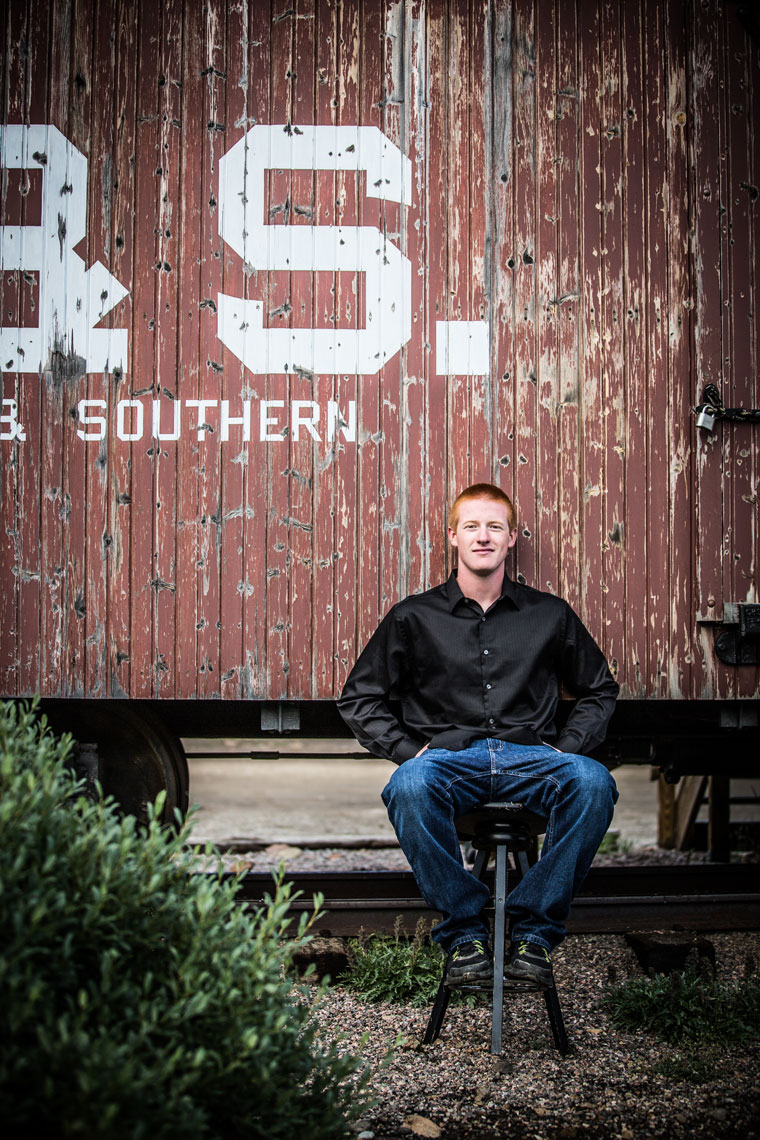 Colorado Senior Portrait photographer