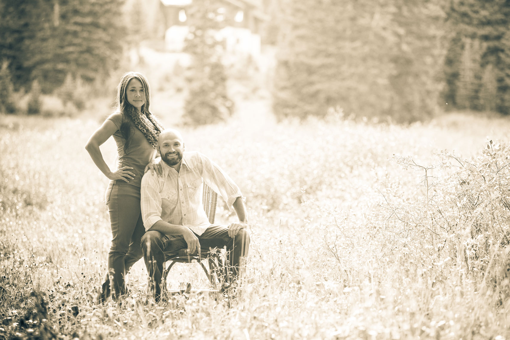 Vail Engagement Photography