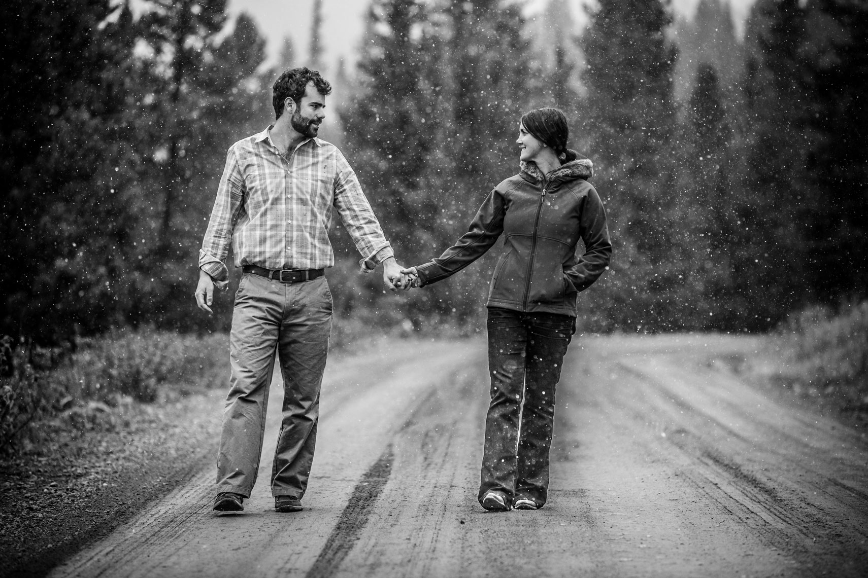 Breckenridge Engagement photos