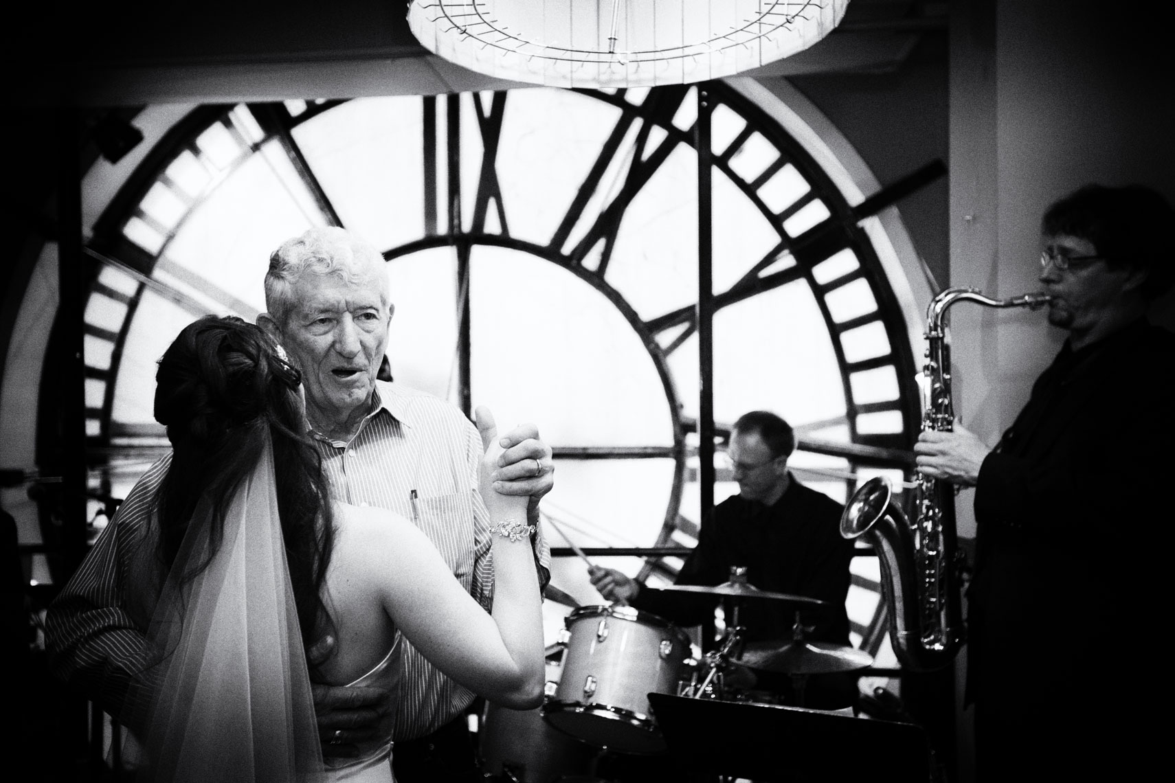 Denver Clocktower Wedding Photographer