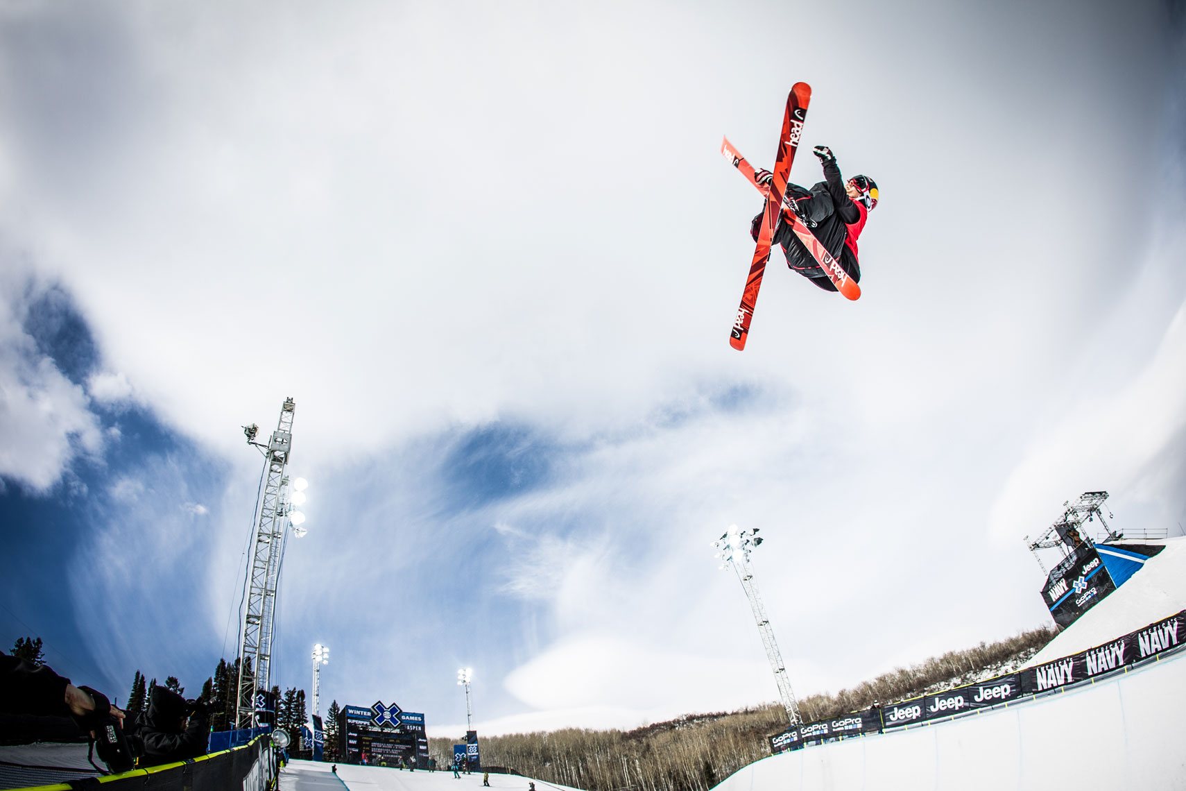X Games Action Sports Photographer