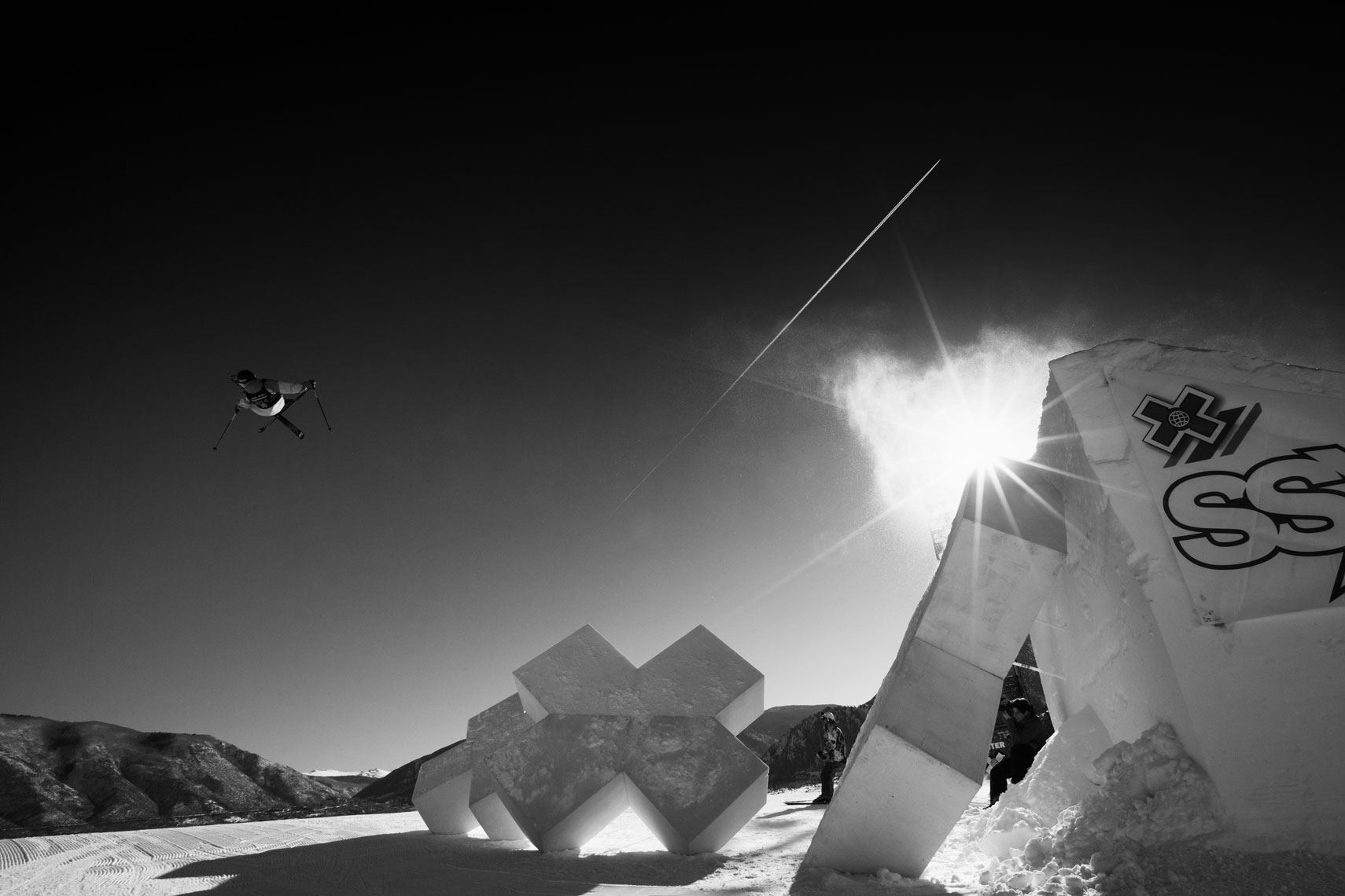 Winter X Games Action Sports Photographer