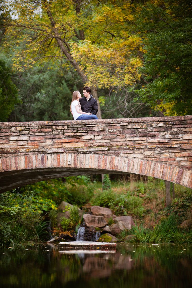 Boulder Engagement session