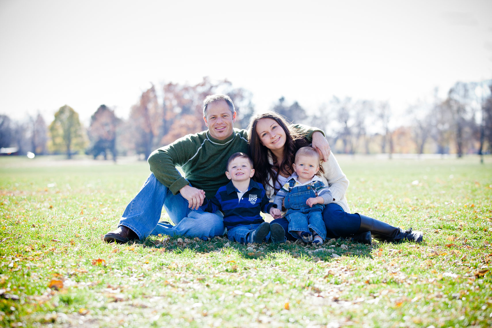 Colorado Family Portrait photographer
